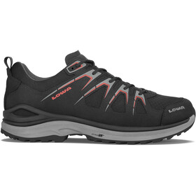 Lowa Innox Evo GTX Low Shoes Men black/red
